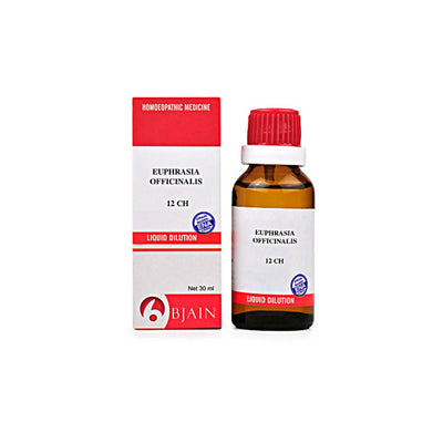 Bjain Homeopathy Euphrasia Officinalis Dilution - Distacart