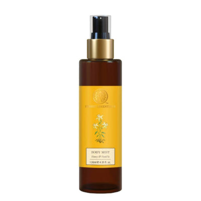 Forest Essentials Body Mist Honey & Vanilla - Distacart