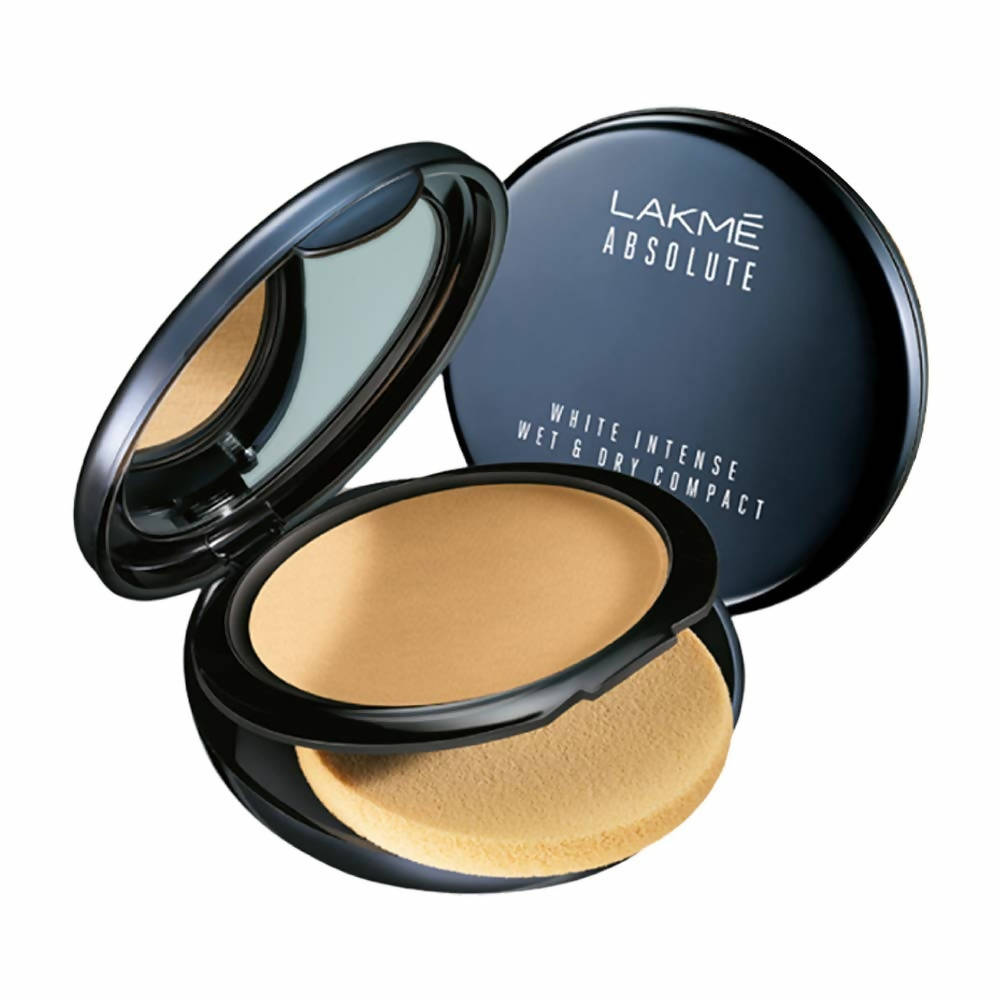Lakme Absolute White Intense Wet & Dry Compact - Ivory Fair - Distacart