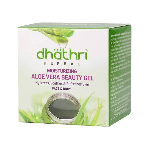 Dhathri Herbal Moisturizing Aloe Vera Beauty Gel