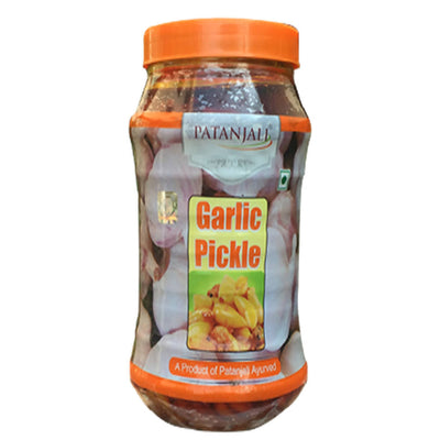 Patanjali Garlic Pickle 500 Gm