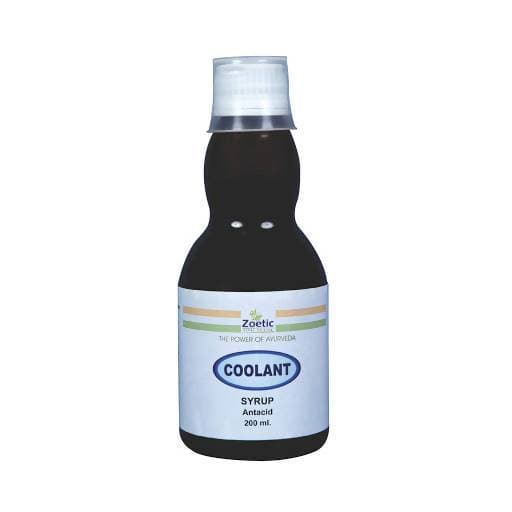 Zeotic Ayurveda Coolant syrup