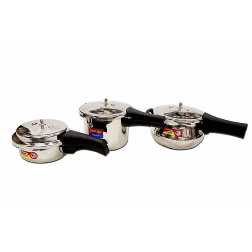 Prestige Stainless Steel Pressure Cooker - Dista Cart