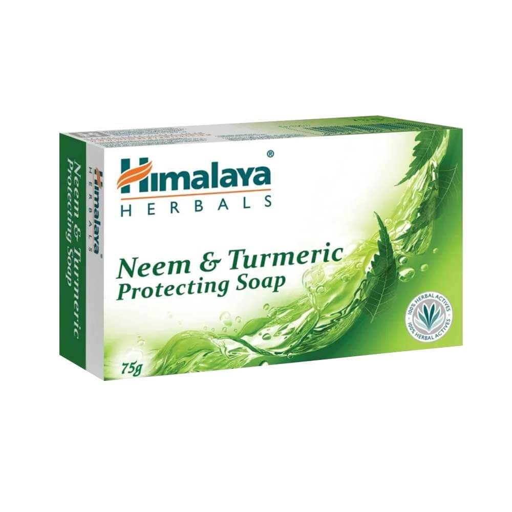 Himalaya Herbals Neem and Turmeric Soap - Distacart