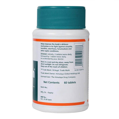 Himalaya Septilin Tablets (60 Tab) - Distacart