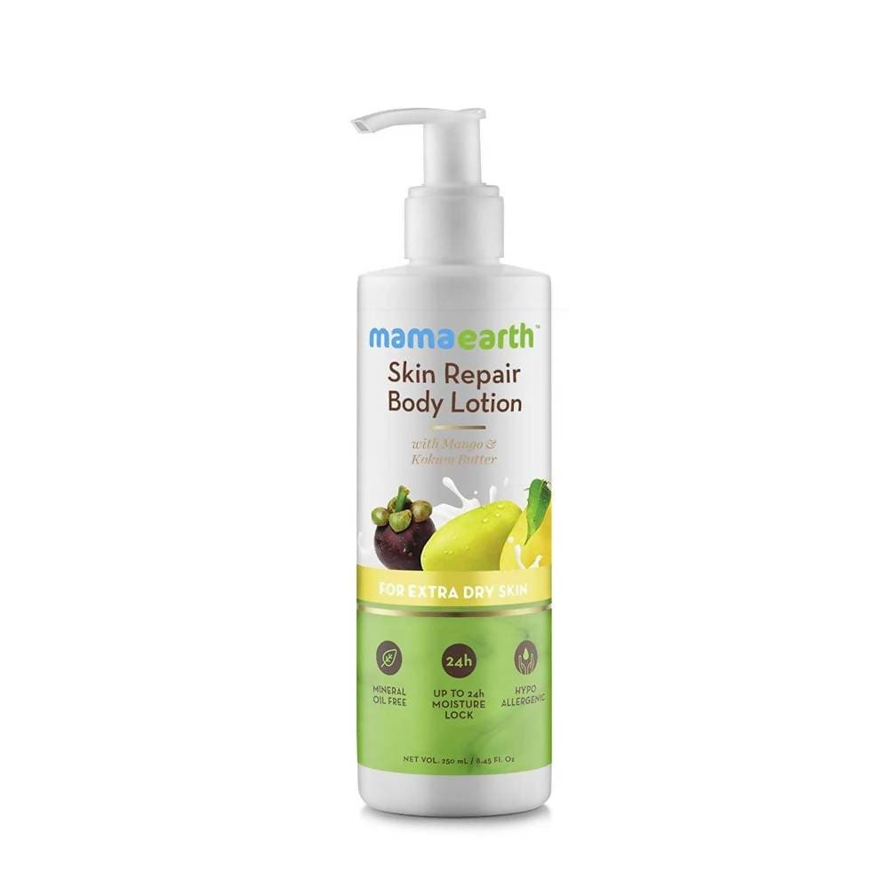 Mamaearth Skin Repair Body Lotion For Extra Dry Skin