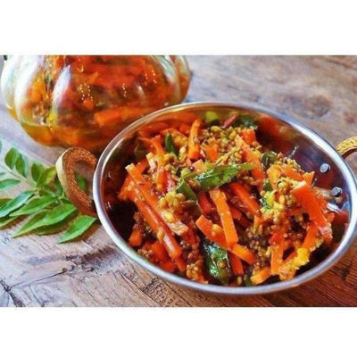 Mixed Vegetable Pickle / Mishrit Sabjee Achaar