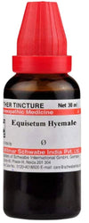 Dr Willmar Schwabe India Equisetum Hyemale Mother Tincture Q