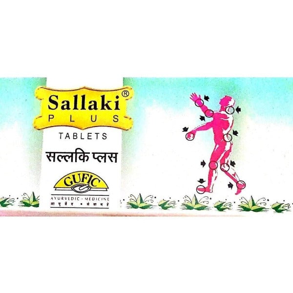 Gufic Ayurveda Sallaki Plus Tablets
