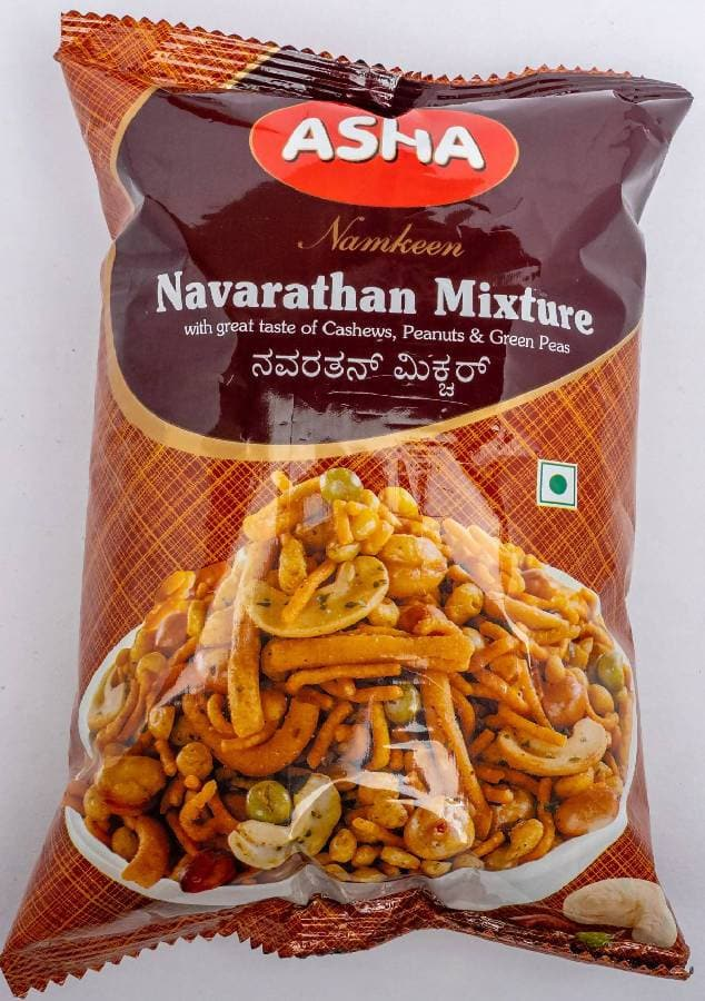 Asha Sweet Center Navarathan Mixture
