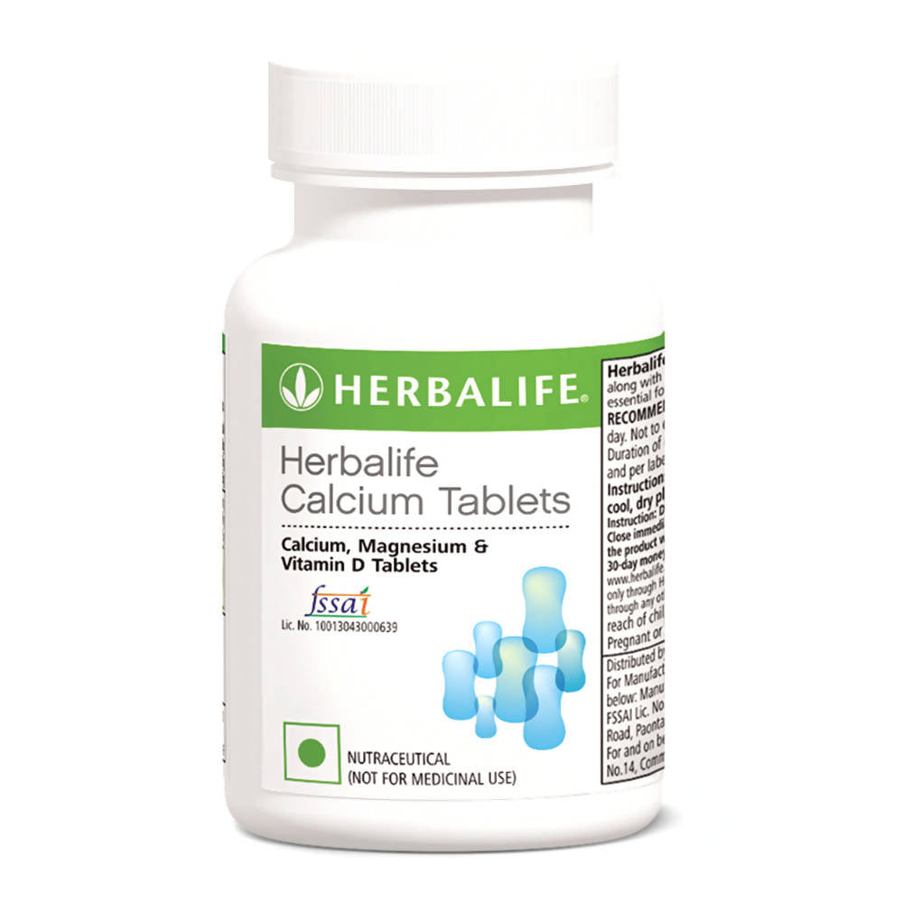 Herbalife Calcium Tablets (200 Gm) - Distacart