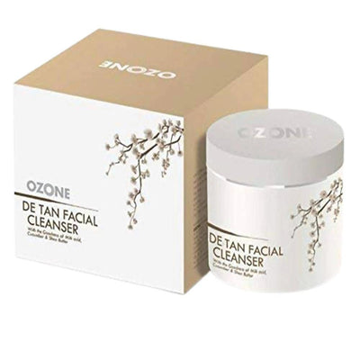 Ozone Glo Radiance De Tan Facial Cleanser