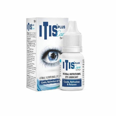 Ozone ITIS Plus Care Eye Drops - Distacart