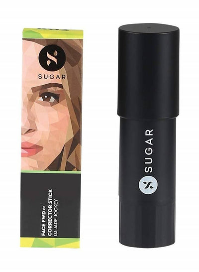 Sugar Face Fwd Corrector Stick - 03 Jade Jockey (Green) - Distacart