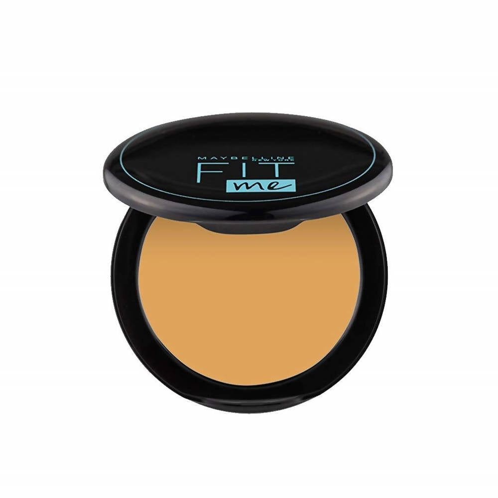 Maybelline New York Fit Me 12Hr Oil Control Compact, 230 Natural Buff (8 Gm) - Distacart