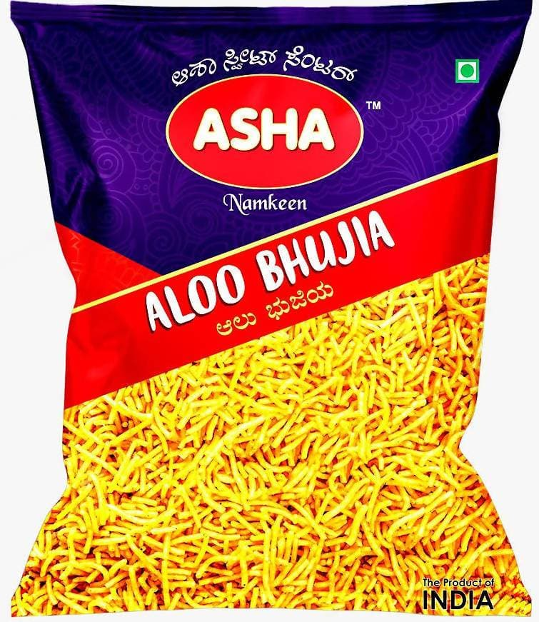 Asha Sweet Center Aloo Bhujia