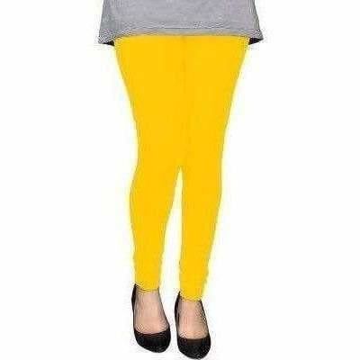 Hot Yellow Legging for Women