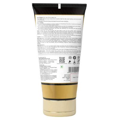 Wow Skin Science Charcoal & Keratin Shampoo