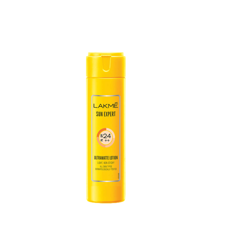 Lakme Sun Expert Spf 24 Ultra Matte Sunscreen Lotion - Distacart