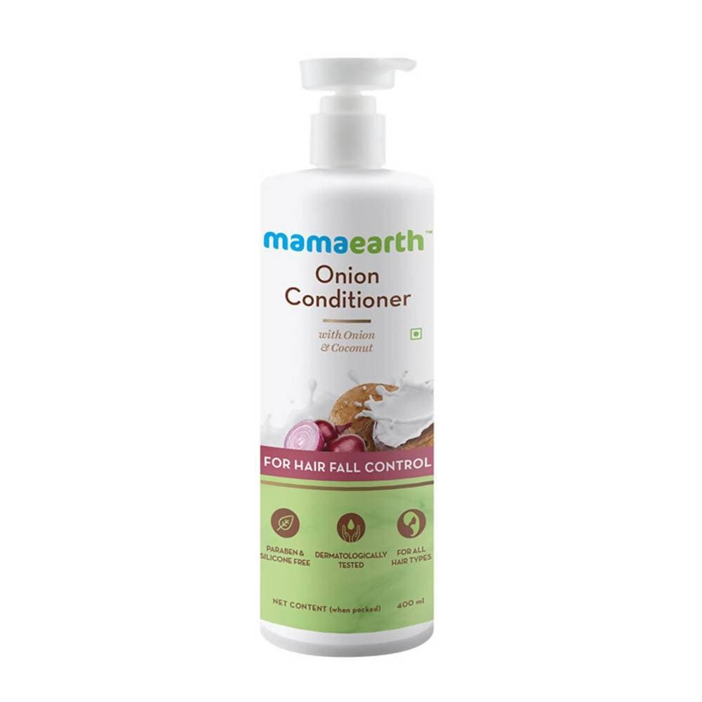 Mamaearth Onion Conditioner For Hair Fall Control
