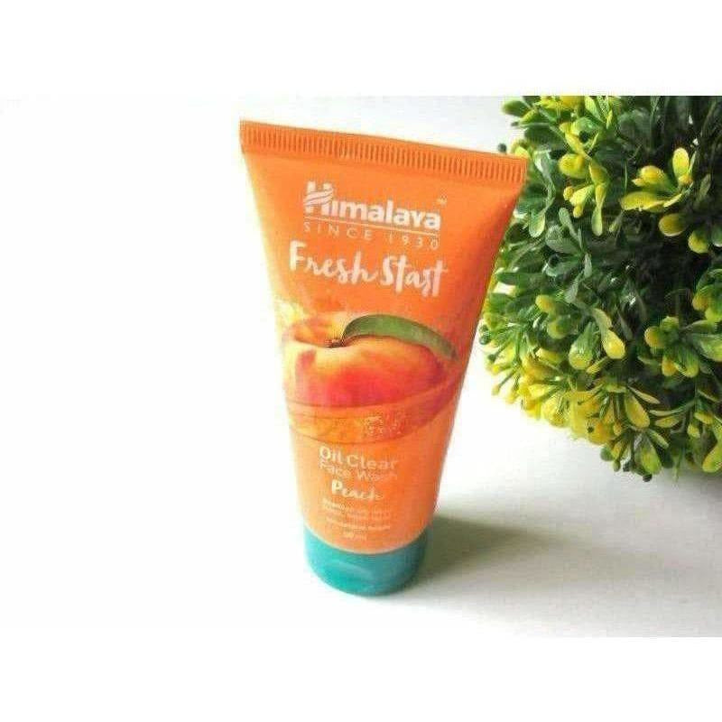 Himalaya - Fresh Start Oil Clear Peach Face Wash