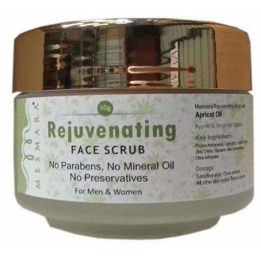 Mesmara Rejuvenating face Scrub 50g