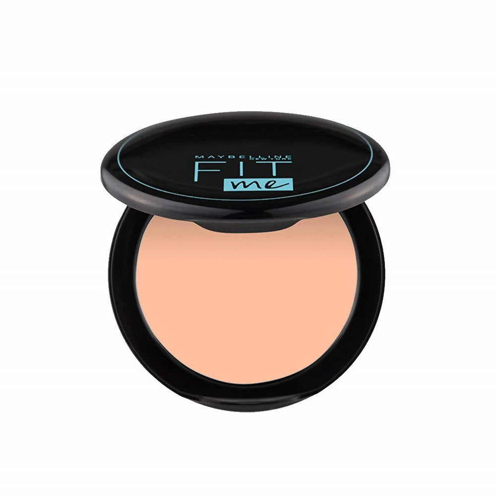 Maybelline New York Fit Me 12Hr Oil Control Compact, 115 Ivory (8 Gm) - Distacart