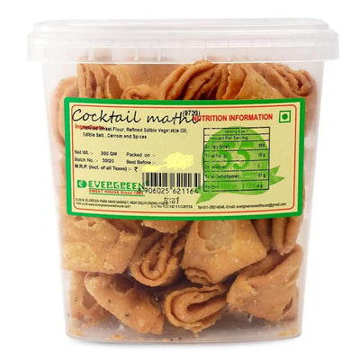 Evergreen Sweets - Cocktail Mathri