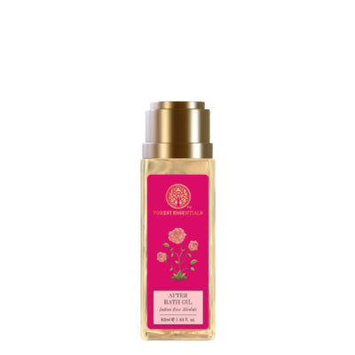 Forest Essentials After Bath Oil Indian Rose Absolute - Distacart