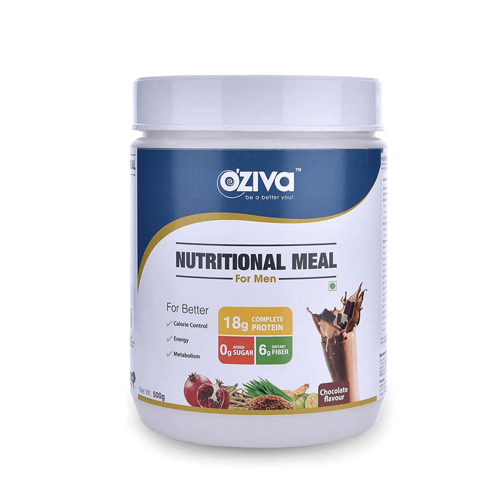 OZiva Nutritional Meal For Men