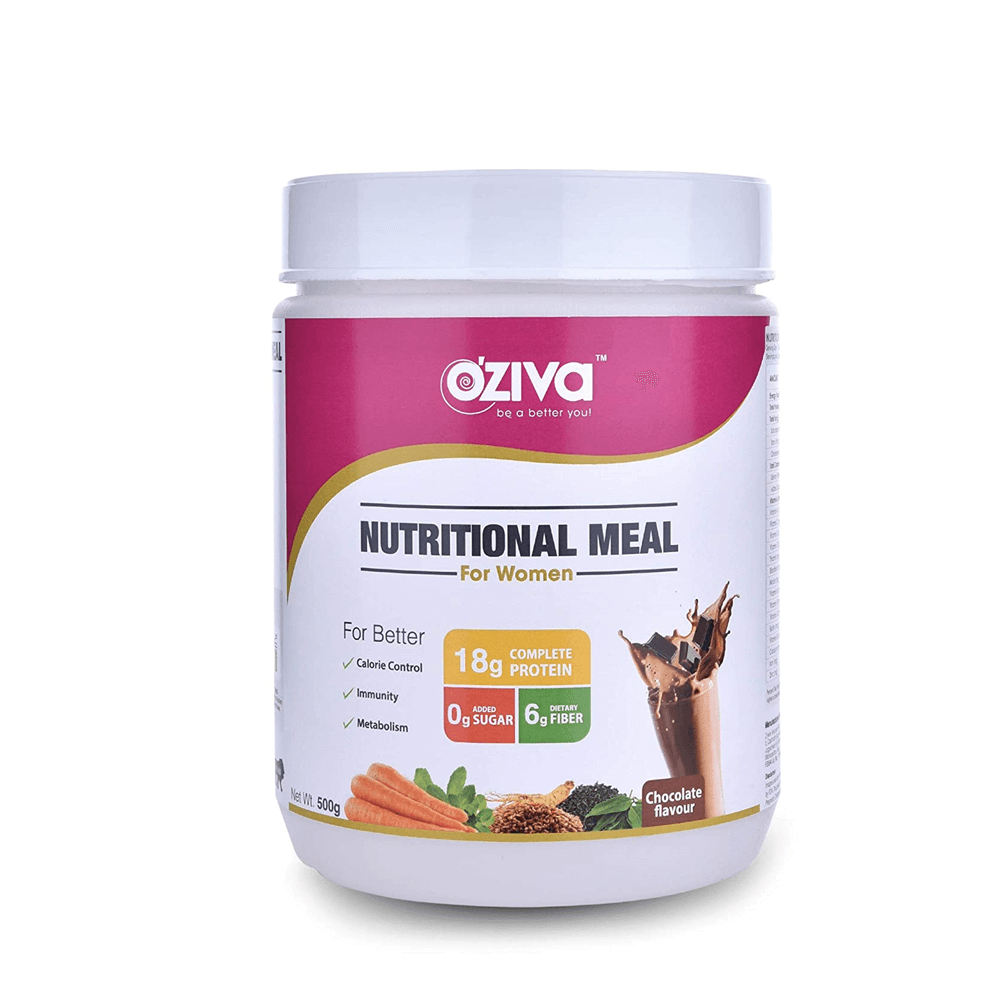 OZiva Nutritional Meal for Women