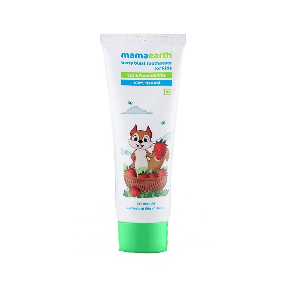Mamaearth Berry Blast Kids Toothpaste for Kids