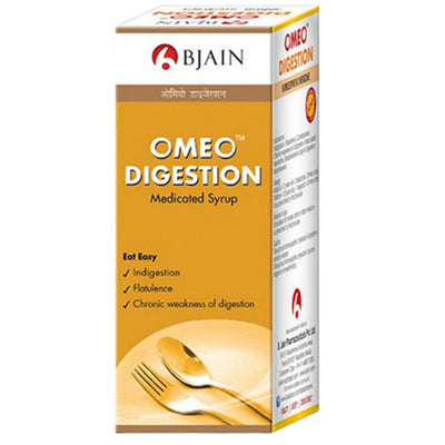 Bjain Homeopathy Omeo Digestion syrup 500ml
