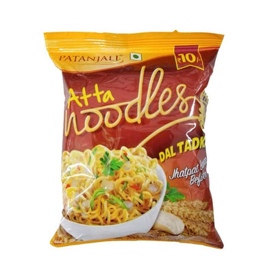 Patanjali Atta Noodles Dal Tadka (Pack of 10)