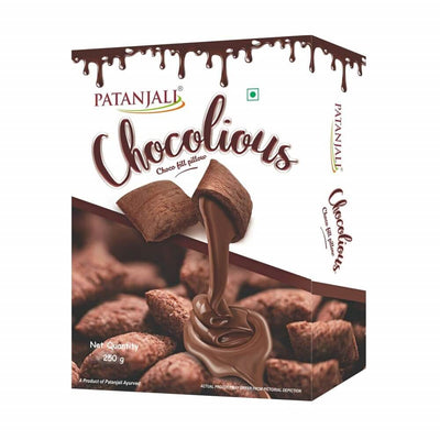Patanjali Chocolious-Choco Fill Pillow (Pack Of 2)