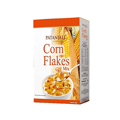 Patanjali Corn Flakes Mix - Distacart