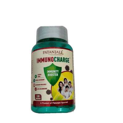 Patanjali Immuno Charge Tablets