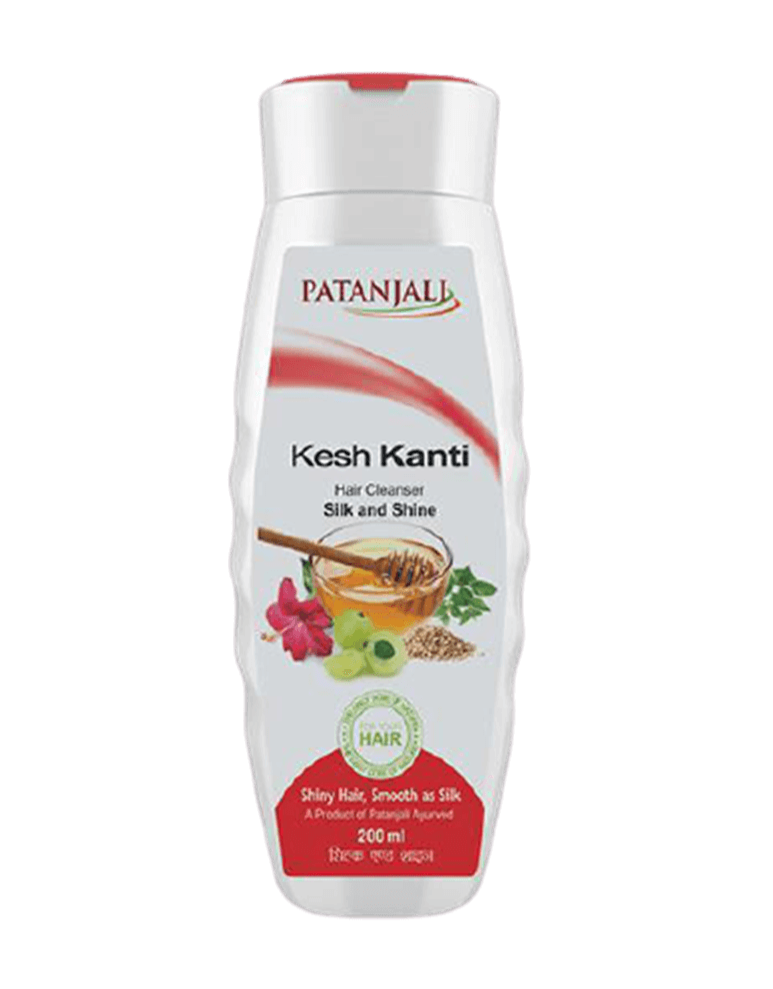 Patanjali Kesh Kanti Hair Cleanser Silk & Shine
