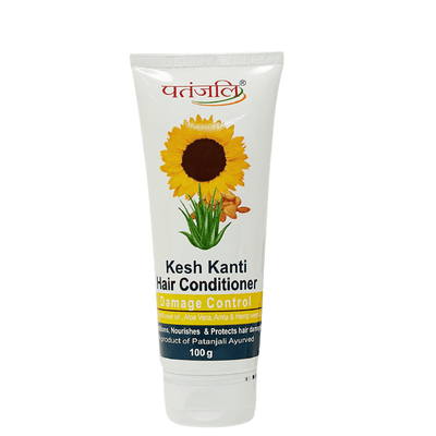 Patanjali Kesh Kanti Hair Conditioner Damage Control (100 GM)
