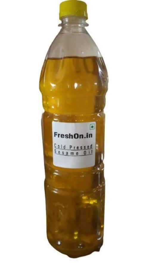 FreshOn.in Cold Pressed Sesame Oil