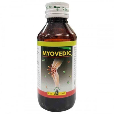 Myovedic Massage Oil