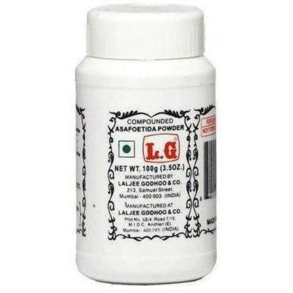 LG Compounded Asafoetida (Hing) Powder-100Gms