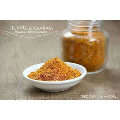Sesame Powder / Nuvvula Powder