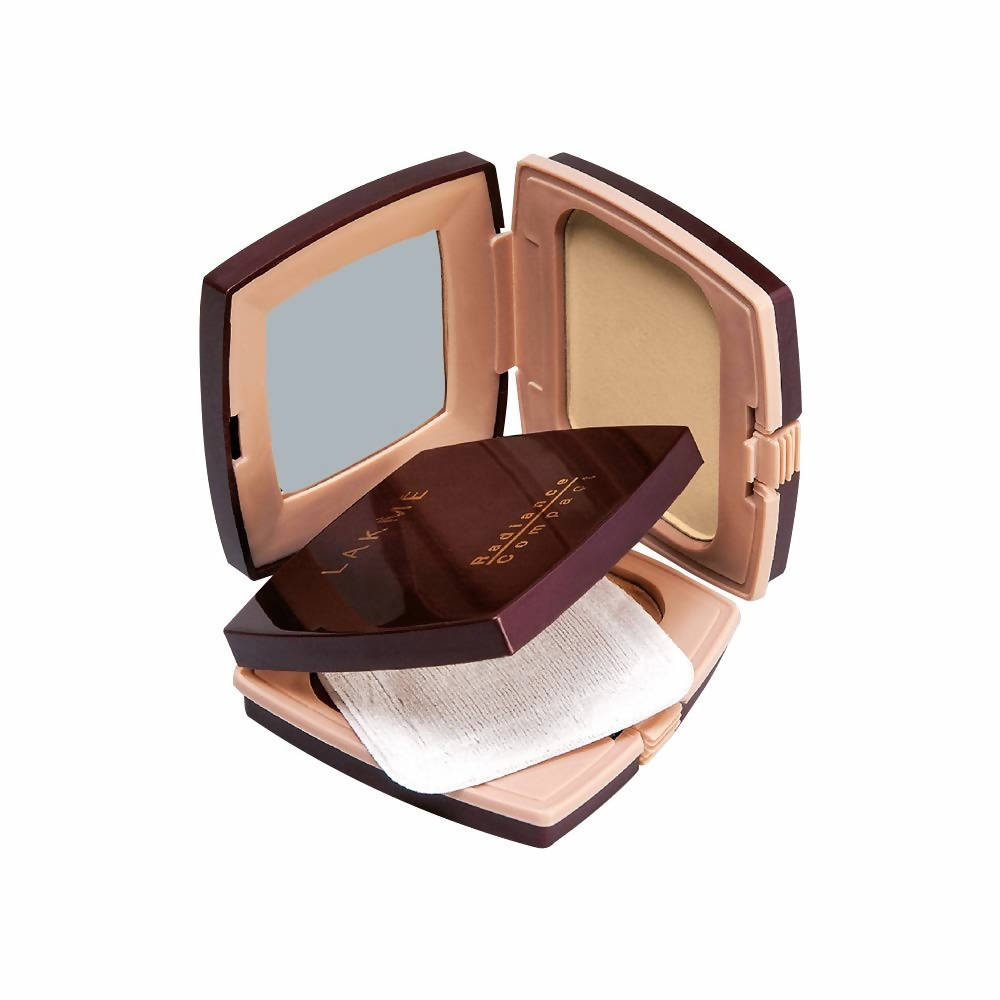 Lakme Radiance Complexion Compact - Coral - Distacart