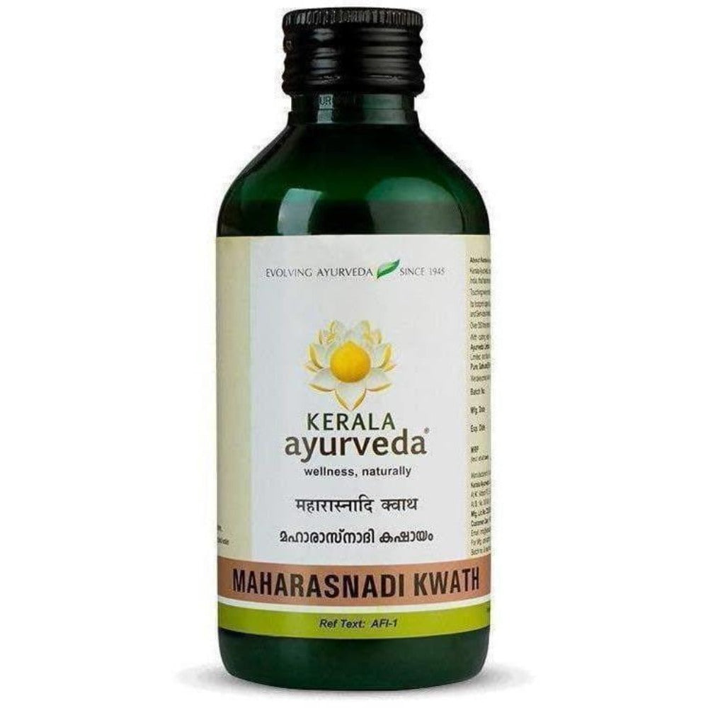 Kerala Ayurveda Maharasnadi Kwath liquid 200 ml