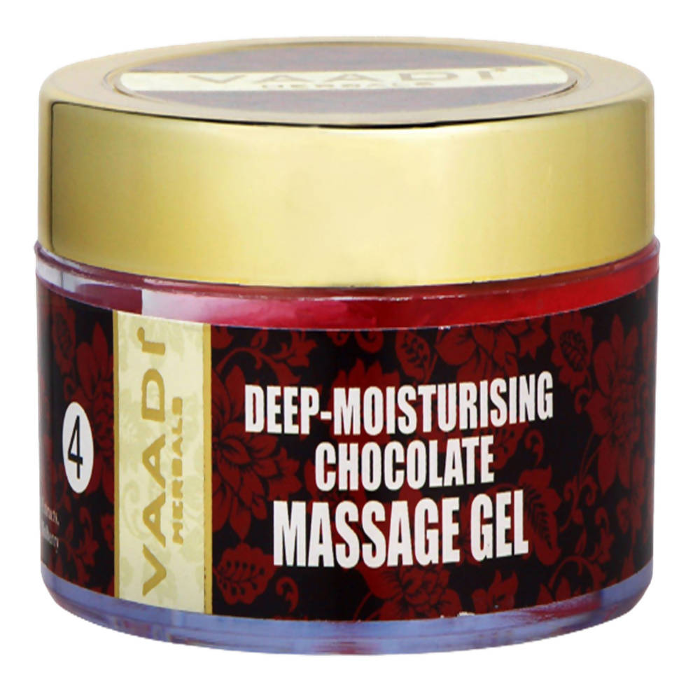 Vaadi Herbals Deep Moisturising Chocolate Massage Gel - Distacart
