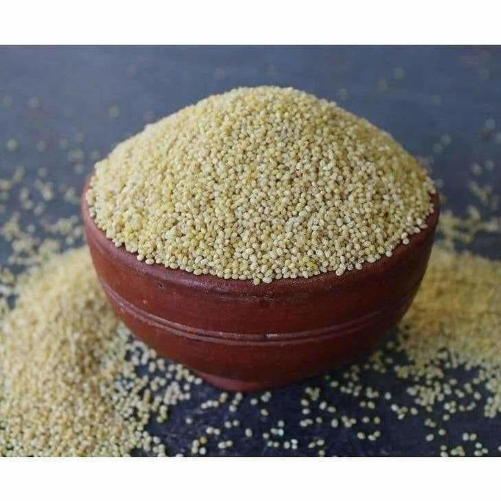 Organic Unpolished proso millets