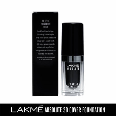 3D Cover Foundation - Cool Ivory