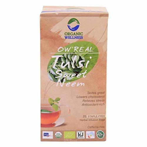 Organic Wellness Ow'real Sweet Neem Teabags