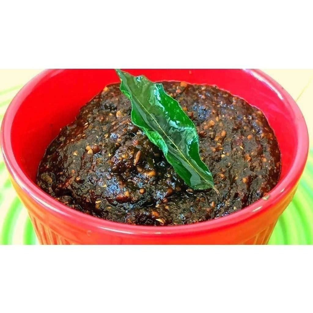 Curry Leaves Pickle